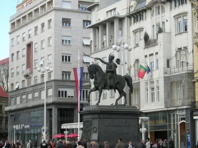 Main Square Zagreb