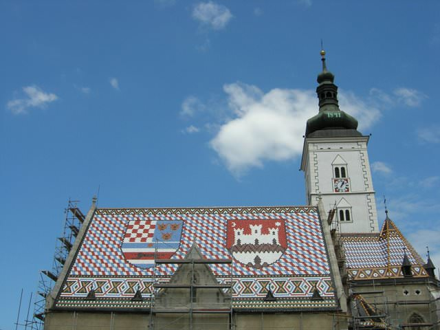 St. Mark in Zagreb