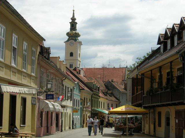 Tkalciceva Ulica
