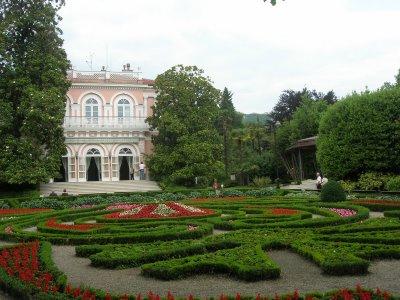 Villa Aangiolina in Opatija, Croatia