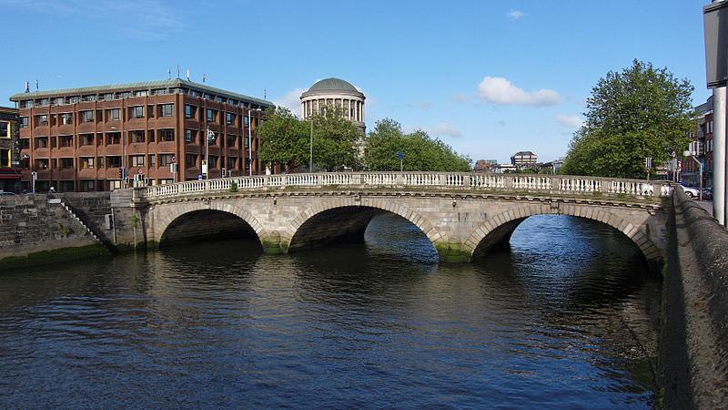 Dublin-Father Mathew Bridge