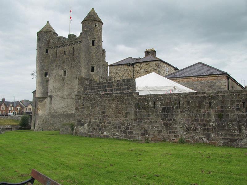 Enniskillen Castle by Paride