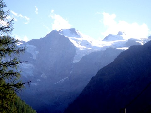 Gran Paradiso Mountain - Italy's highest peak