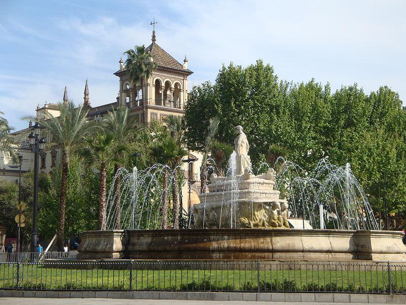 Puerta Jerez Sevilla
