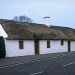Robert Burns Thatched-roof Cottage