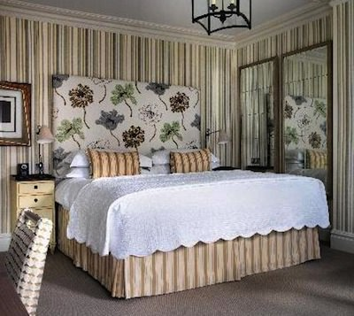 charming room at the Number Sixteen Hotel