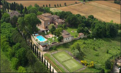 Agritourism Rental in Scovicile
