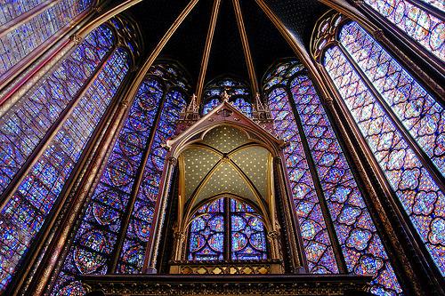 Ste. Chapelle in Paris