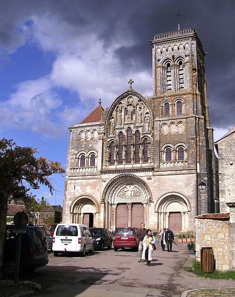 Basilique Sainte Marie Madeleine de Vézelay