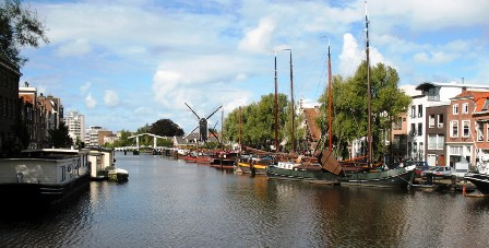 Leiden Lures Return Visitors