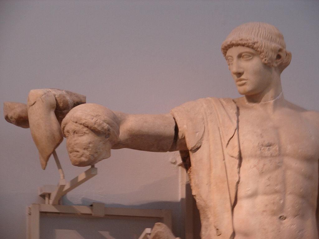 Zeus from the Temple of Apollo