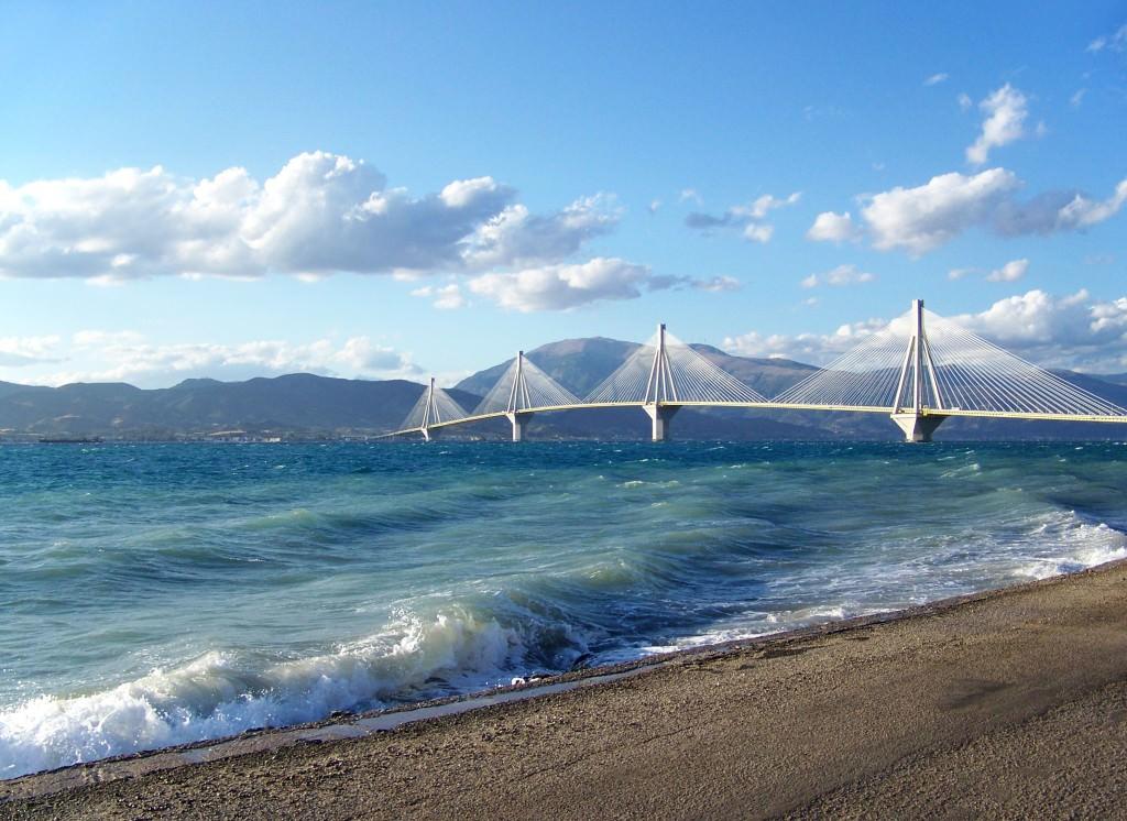 Rio Antirio Tol Bridge