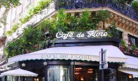 Cafe Flore-Paris
