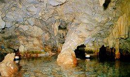 The Diros Cave