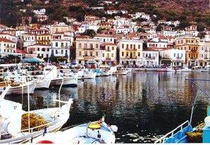 Gythio Port