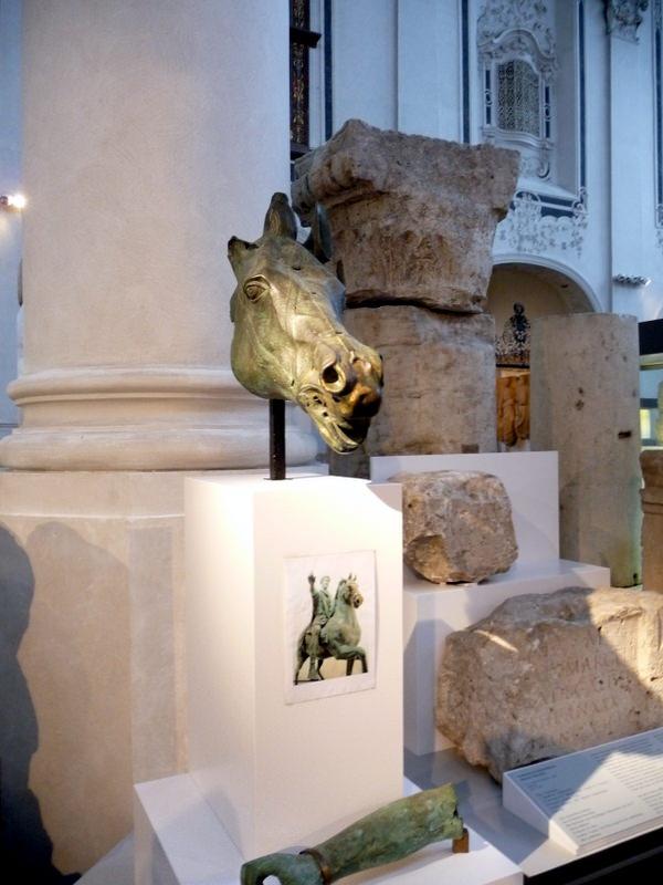Augsburg's Roman Museum