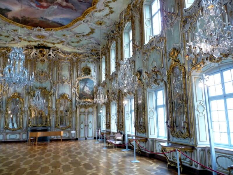 Schaezler Palace in Augsburg