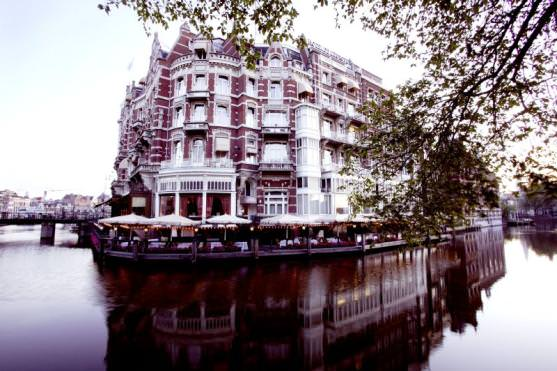 hotel de l'europe - where to stay in amsterdam