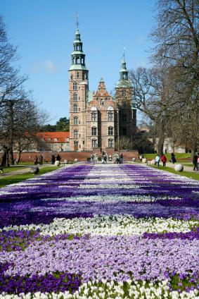 Koneg Garten in Copenhagen