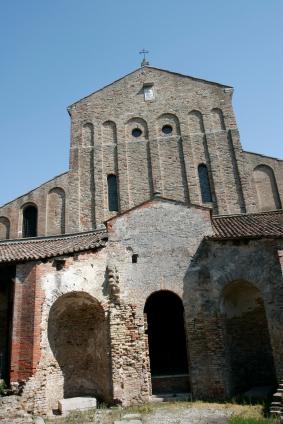 Santa Maria Assunta Church On Murano