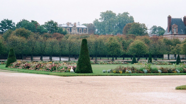 Fontainbleau Garden of Diana