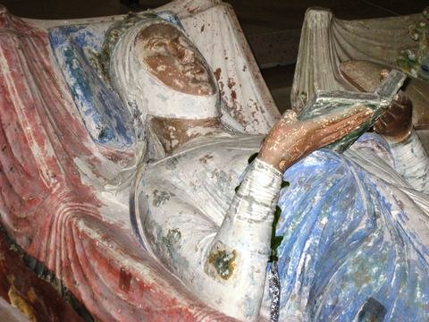 Eleanor of Aquitane's Tomb