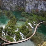 Natural beauty in Plitvice Croatia