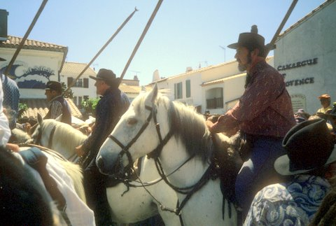 The Gardiens of the Camargue