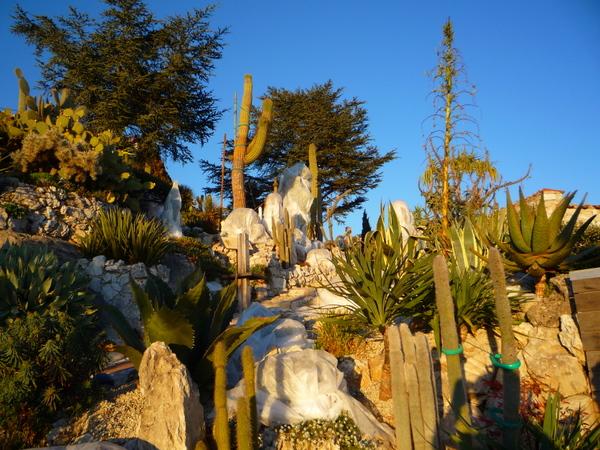 Le Jardins Exotique