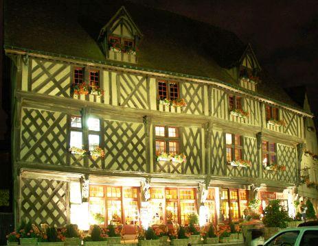 Maison du Saumon Chartres