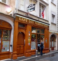 Cafe des Federations in Lyon