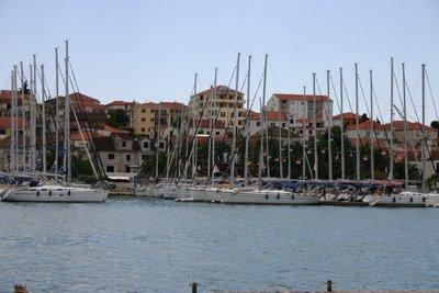 trogir-waterfront