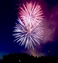 colorful-fireworks