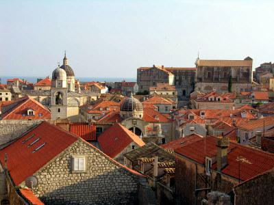 Dubrovnik by F Bandarin