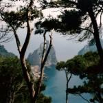 Farangioli Rocks, Capri