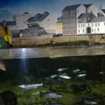 Atlantiquaria in the Galway Harbor