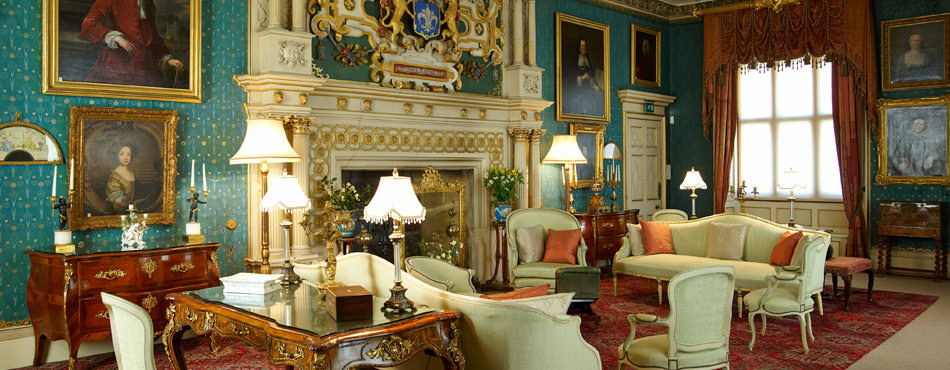 Sherborne Castle interior -from castle website