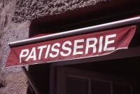 Patisserie Sign. France