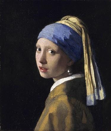Vermeer at the Mauritshuis