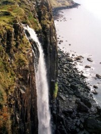Waterfall - Isle of Skye