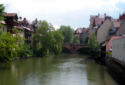 Nurnberg Canal