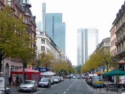 Modern Frankfurt