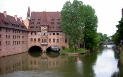 Nuremberg hospital