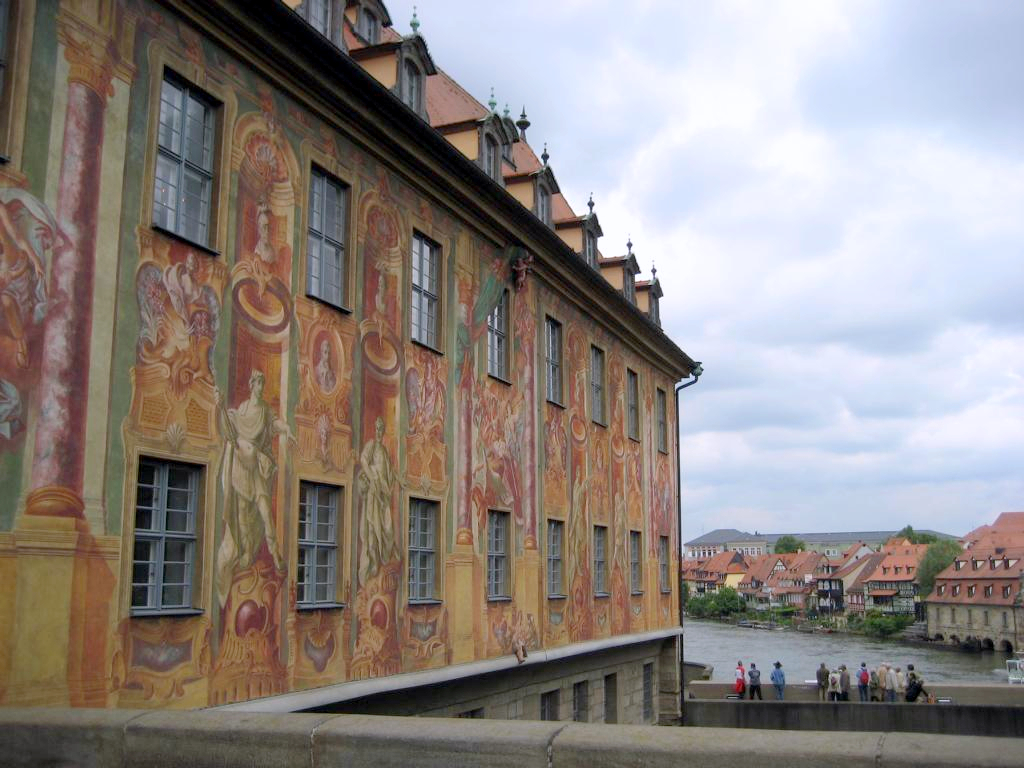 Bamberg's old Town hall