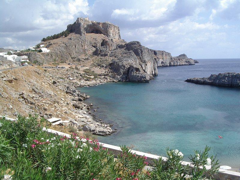 The Acropolis of Lindos- Rhodes