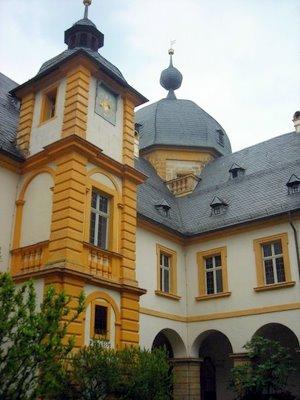 A detailed look at Schloss Seehof