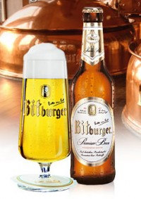 Not in the mood for a German cocktail? Drink a bitburger.