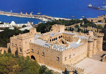 Medieval town of Rhodes
