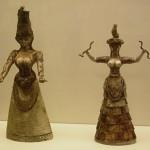 snake-goddesses