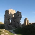 Arch Windows of Corfe Castle